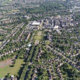 Letchworth Garden City, the first Garden City is a template for new garden villages
