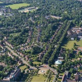 Letchworth Garden City was created partly to overcome Victorian overcrowding and pollution