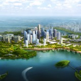 Artists impression of Tianfu - China